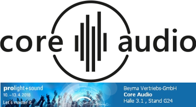 Core Audio PLS 2018
