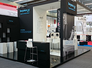 Unser Messestand auf der ProLight & Sound in Frankfurt
